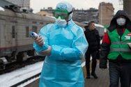 Ρωσία - Κορωνοϊός: Σχεδόν 8.300 οι νέες μολύνσεις - Κατέληξαν 374 ασθενείς σε ένα 24ωρο