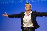 Γαλλία - Υποψήφια στις προεδρικές εκλογές του 2022 η Μαρίν Λεπέν