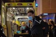 Η βοήθεια του Βασίλη Κικίλια σε μοτοσικλετιστή που τον χτύπησε αυτοκίνητο στο Γκάζι