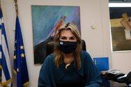 Ζέττα Μακρή: Έχουμε λάβει όλα τα μέτρα για το άνοιγμα των Λυκείων