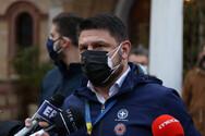 Έρχεται στην Πάτρα ο Νίκος Χαρδαλιάς για τις τελευταίες λεπτομέρειες στο mega εμβολιαστικό κέντρο