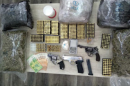 Πάτρα: Συνελήφθησαν δύο διακινητές ναρκωτικών - Κατασχέθηκαν περισσότερα από πέντε κιλά κάνναβης και 100 γραμμάρια κοκαΐνης