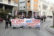 Στην κινητοποίηση των σπουδαστών των σχολών ΕΠΑΣ ΟΑΕΔ o Δήμαρχος Πατρέων