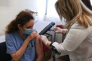 Αχαΐα - Μεγάλο το ποσοστό των εμβολιασμών στους υγειονομικούς στα Κέντρα Υγείας και στα νοσοκομεία