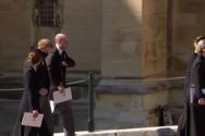 Τι είπαν Γουίλιαμ και Χάρι όταν μιλούσαν περπατώντας μετά την κηδεία