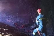Πάτρα: Όλα τα στοιχεία δείχνουν εμπρησμό για τη φωτιά στον Ομπλό