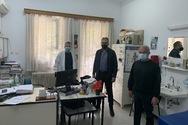 Αχαΐα: Για την πορεία των εμβολιασμών στα Κέντρα Υγείας Χαλανδρίτσας και Ερυμάνθειας ενημερώθηκε ο Θεόδωρος Μπαρής