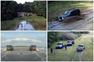 Μπήκαν στο δάσος της Στροφυλιάς με τα τζιπ και τα 4x4 (βίντεο)