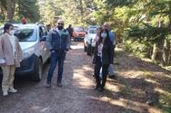 Αχαΐα: Ξεκίνησε η προσήμανση των προς υλοτομία δέντρων στο Δημοτικό Δάσος της Ζαρούχλας