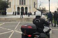 Πάτρα: Εντείνονται οι έλεγχοι των αστυνομικών στους ναούς