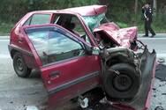 Μείωση 37,2% σημείωσαν τα τροχαία δυστυχήματα τον Φεβρουάριο