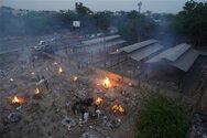 Η Ινδία είναι η τρίτη πλέον χώρα με τους περισσότερους θανάτους από κορωνοϊό παγκοσμίως
