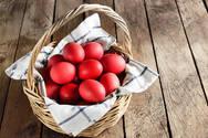 Πασχαλινά αυγά - Πόσο διαρκούν εκτός ψυγείου
