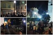 Πάτρα: Πανζουρλισμός από νεαρούς στην πλατεία κάτω από την Παντάνασσα