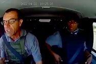 Νότια Αφρική: Έμεινε ψύχραιμος ενώ δεχόταν σφαίρες (video)