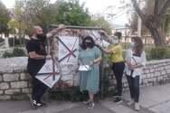 ΣΥΡΙΖΑ Αχαΐας: Επίσκεψη στην πλατεία Ελευθερίας και στα Προσφυγικά