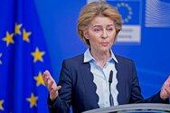 Φον ντερ Λάιεν: Η ΕΕ είναι έτοιμη να συζητήσει άρση της πατέντας για τα εμβόλια κατά του κορωνοϊού