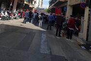 Πάτρα: Μικροεπεισόδιο στην πορεία για την Εργατική Πρωτομαγιά