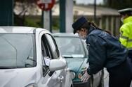 Δυτική Ελλάδα - Κορωνοϊός: 15 παραβάσεις για άσκοπες μετακινήσεις