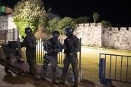 Ιερουσαλήμ: Πάνω από 180 τραυματίες κατά τις συγκρούσεις Παλαιστινίων κι αστυνομικών