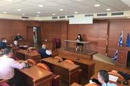 Έκτακτη σύσκεψη για την έξαρση κρουσμάτων Covid-19 στην Π.Ε. Αιτωλοακαρνανίας