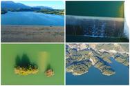 Η Λίμνη Αστερίου από ψηλά είναι μαγευτική - Δείτε το βίντεο