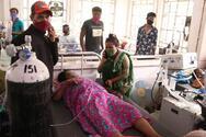 Κορωνοϊός - Σφυροκόπημα στην Ινδία
