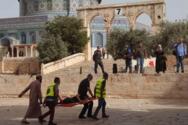 Βίαιες συγκρούσεις Παλαιστινίων-Ισραηλινών έξω από τέμενος στην Ιερουσαλήμ