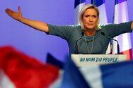 Γαλλία: Ένας στους τρεις θεωρεί ικανή την Λεπέν για να κυβερνήσει