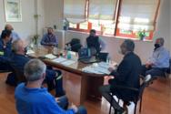 Δήμος Ερυμάνθου: Σύσκεψη για την αντιμετώπιση εκτάκτων αναγκών εξαιτίας δασικών πυρκαγιών