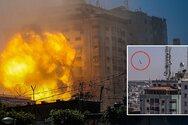 Λωρίδα της Γάζας - Associated Press για το βομβαρδισμό των γραφείων του: «Είμαστε τρομοκρατημένοι - Θα είχαμε πολλά θύματα» (φωτο)