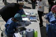 Πάτρα: Πού θα γίνουν την Τρίτη δωρεάν rapid test