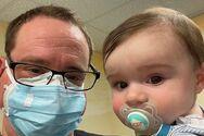Εμβόλιο: Οκτώ μηνών βρέφος έλαβε και τις δύο δόσεις Pfizer