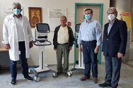 Ρόδος: Συνταξιούχος ναυτικός δώρισε δύο αναπνευστήρες στο νοσοκομείο