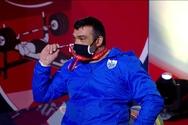 Άρση Βαρών σε πάγκο: Στο technical challenge έχασε το χρυσό μετάλλιο ο Γκρέμισλαβ Μωϋσιάδης