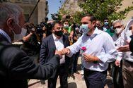 Αλέξης Τσίπρας: Η κυβέρνηση έχει ξεγράψει την Ηλεία από τον χάρτη