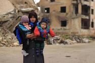 Συρία - Σχεδόν 100 οικογένειες στέλνονται πίσω στο Ιράκ