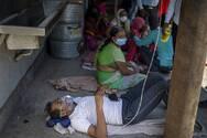 Ινδία: Η χώρα κατέγραψε τη χαμηλότερη ημερήσια αύξηση κρουσμάτων κορωνοϊού