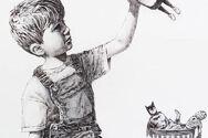 Η ζωή και το έργο του Banksy σε ένα νέο βιβλίο