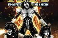 Οι Kiss εμφανίζονται σε νέο κόμικ με τίτλο «Phantom Obsession»