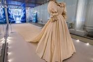 Το νυφικό της πριγκίπισσας Νταϊάνα σε νέα έκθεση