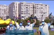Χάλκινο μετάλλιο για την πατρινό αθλητή Ανδρέα Ζαχαράκη του ΑΟΠατρων Ερμής με την Εθνική Ομάδα