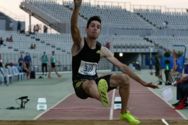 Πάτρα - Πανελλήνιο Πρωτάθλημα Στίβου: Τεράστιο άλμα ξανά από τον Μίλτο Τεντόγλου