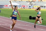 Τέσσερα μετάλλια για τους Αχαιούς στο πανελλήνιο πρωτάθλημα στίβου της Πάτρας