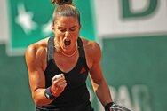 Roland Garros: Ιστορική πρόκριση στους οκτώ για τη Μαρία Σάκκαρη