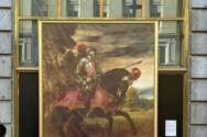 Αντίγραφα έργων των Γκόγια, Ελ Γκρέκο και άλλων στους δρόμους της Μαδρίτης