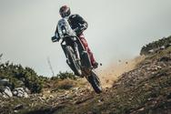 Το 1ο Olympia Rally ξεκίνησε - Motocross στα βουνά και στην καρδιά της Πελοποννήσου
