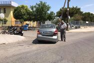 Τροχαίο κοντά στο νοσοκομείο του Αγίου Ανδρέα στην Πάτρα
