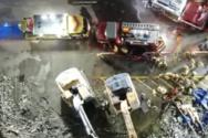 Νότια Κορέα: Εννέα νεκροί από κατάρρευση κτιρίου πάνω σε λεωφορείο (video)