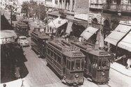 Σαν σήμερα 12 Ιουνίου αρχίζει η απομάκρυνση των τροχιοδρόμων (τραμ) από την Αθήνα